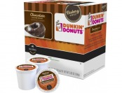 33% off Dunkin' Donuts Chocolate-Glazed Donut K-Cups (16-Pack)