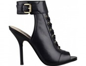 73% off Guess Kalli Lace-Up Heels
