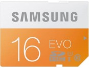 68% off Samsung SDHC 16GB EVO Memory Card