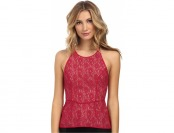 88% off BCBGMAXAZRIA Larke Knit Sportswear Top