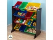 53% off KidKraft Sort It And Store It Bin Unit
