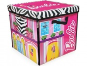 40% off Barbie ZipBin 40 Doll Dream House Toy Box & Playmat