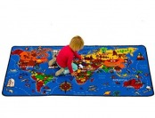 46% off Learning Carpets Where in The World
