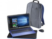 "$50 off HP 15.6"" Laptop Bundle - Core i3, 4GB Memory, 1TB"
