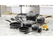$100 off Cuisinart Pro Classic 14-Piece Cookware Set - Black