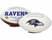60% off Baltimore Ravens Signature Series Football