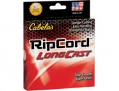 75% off Cabela's RipCord LongCast Superline - Smoke 'Gray' (300 YD)