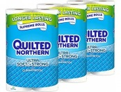 35% off Quilted Northern Ultra Soft & Strong (90+ Regular) Rolls