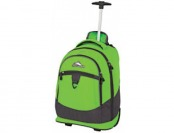 71% off High Sierra Chaser Wheeled Backpack, Lime/Mercury