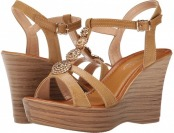 80% off PATRIZIA Lansing (Camel) Women's Sandals