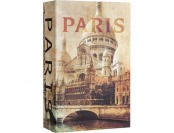 50% off Barska Paris Book Lock Box with Combination Lock