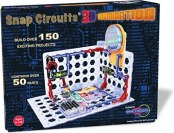 31% off Snap Circuits 3D Illumination Discovery Kit