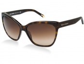 50% off Dolce & Gabbana Brown Square Sunglasses