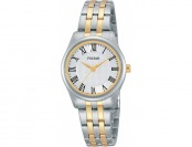 76% off Ladies Pulsar Two-Tone Dress Watch - PG2015