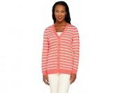 65% off Liz Claiborne New York Essentials Long Sleeve Cardigan