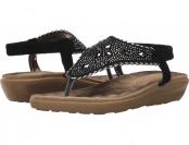 80% off PATRIZIA Tahir (Black) Women's Sandals