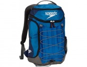 51% off Speedo Quantum Backpack, Imperial Blue/Insignia Blue, 25-Liter