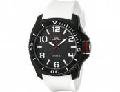 63% off U.S. Polo Assn. Sport Men's US9188 White Analog Watch
