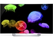 "56% off LG 55EG9100 55"" 1080p Curved Smart OLED TV"