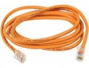 63% off Belkin 14' RJ45 Cat-5E Orange Patch Cables