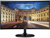 "57% off Samsung 24"" Curved LED Monitor LC24F390FHNXZA"