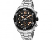 73% off Bulova Men's Sea King Chrono Stainless Steel Watch