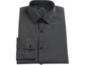 70% off Men's Apt. 9 Extra Slim-Fit Modern-Striped Dress Shirt