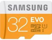 60% off Samsung 32GB EVO microSDHC Memory Card