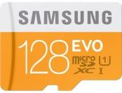 58% off Samsung 128GB EVO microSDXC Class 10 Memory Card