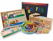 43% off Melissa & Doug Skill Builders Bundle