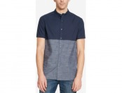 71% off Kenneth Cole Reaction Men's Nehru-Collar Shirt
