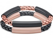 50% off Guess Two-Tone 2-Pc Stretch Bracelet Set