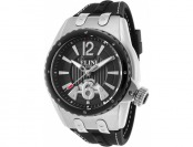 93% off Elini Barokas Genesis Vision Black Silicone Watch