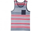 70% off Mossimo Men's Big & Tall Americana Navy Striped Tank