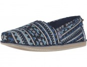 48% off BOBS from Skechers Women's Chill Sunsetters Flat