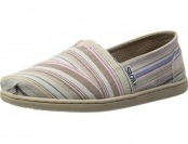 44% off BOBS from Skechers Women's Bliss Open Heart Flats