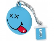 45% off Emtec Smiley World 8GB USB 2.0 Flash Drive