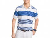 70% off IZOD Mens Stripe Polo Shirt