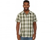 80% off Jack Wolfskin Fairford Shirt (Moss Green Checks)