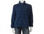 80% off Men's Hemisphere Modern-Fit Patterned Fleece Jacket