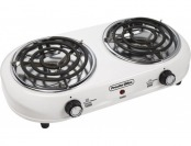 20% off Proctor Silex Countertop Double Burner