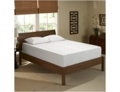 "53% off Sleep Innovations 10"" Gel Memory Foam Mattress, Cal King"