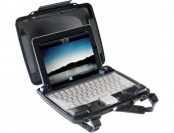 87% off Pelican i1075 Black Waterproof iPad Case
