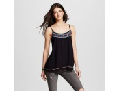 70% off Women's Embroidered Woven Cami