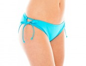 87% off Stylus Keyhole Hipster Swim Bottoms