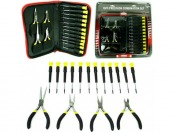 18% off Stalwart 16-Piece Precision Jewelers Tool Set with Case