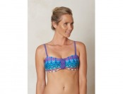 62% off Prana Women's Cosima Top, Aquabloom