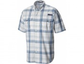 57% off Columbia Men's PFG Super Bahama Short Sleeve Shirt