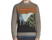 50% off Woolrich Mountain Range Crew Sweater - Men's