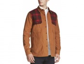 55% off Woolrich Mix Up Shirt Jacket - Men's